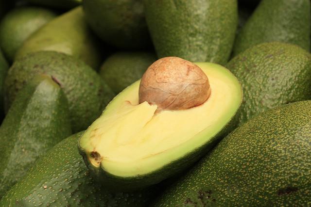 healthy food swaps avocado