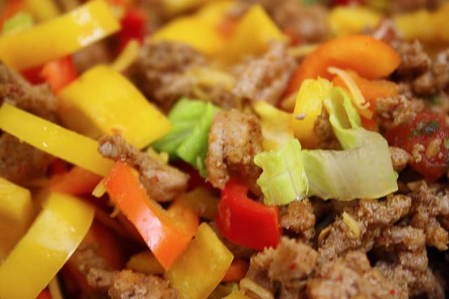 healthy food swaps turkey